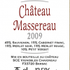 Graves Château Massereau 2019
