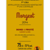 Chassage Montrachet Morgeot 2014