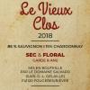 ETIQUETTE CHEVENY, LE VIEUX 2018